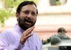 Sonia, Rahul responsible for Parliament deadlock: Prakash Javadekar