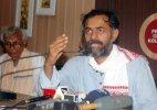 Kejriwal's handling of Delhi-Centre standoff immature: Yogendra Yadav