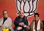 Delhi Polls: Fearing AAP, Shah, Jaitley take direct control of campaigning