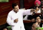 Protest is considered sedition in today  India Rahul Gandhi LS