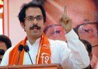 Uddhav Thackeray felicitates Shiv Sena workers who attacked Sudheendra Kulkarni