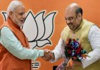 PM Modi, Amit Shah host dinner for BJP MPs from UP