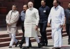 PM  Modi looks forward to a productive session of Parliament