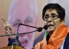 Will go back to speaking engagements at Oxford if I lose election, says Kiran Bedi