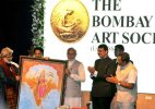 PM inaugurates art society and  pitches for promotion of art