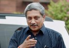 Chinese Ganesha's eyes narrower, says Manohar Parrikar, pitches for 'Make in India'