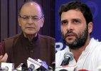 Jaitley hits back at Rahul's jibe at 'Modi's 10-lakh suit'
