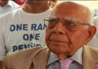 OROP: Ram Jethmalani slams PM Modi, says Arun Jaitley is 'enemy of nation'
