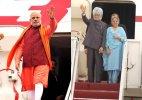 Modi vs Manmohan: Both Global Roamers