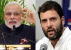 Rahul Gandhi ridicules PM Modi for wearing 10-lakh suite, asks where is black money&#63
