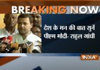 Sonia, Rahul lead Congress' protest against suspension of 25 MPs