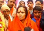 Hindus should boycott films of 3 Khans, Rahul should marry an Indian girl: Sadhvi Prachi