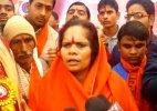 Hindus should boycott films of 3 Khans, Rahul should marry an Indian girl: Sadhvi Prachi