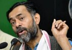 Ahmedabad police deny permission for Yogendra Yadav's 'Swaraj Samvad'