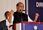 Won't tolerate pro-Pakistan activities in J&K: Rajnath Singh