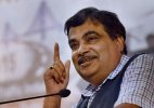 GADKARI:Congress policies could not solve problems of farmers