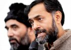 Read Yogendra Yadav's Facebook message after expulsion from AAP