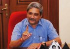 Will not speak to media for 6 months: Manohar Parrikar