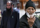 Geelani, Masrat Alam put under house arrest