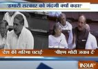 Ruckus in Rajya Sabha over PM's 'scam India' remark during foreign tour