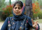 Take us out of poverty: Mehbooba Mufti to Centre