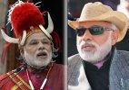 5 avatars of PM Modi that prove his love for 'desi' & 'videshi' attires