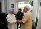 PM Modi took lessons from Manmohan on economy: Rahul Gandhi