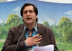 J&K: 'Unhappy' with low-key portfolio, Sajjad Lone refuses to take charge
