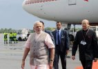 PM leaves for Paris to attend global climate change meet