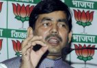 BJP never commented on Nehru's clothes: Shahnawaz Hussain