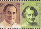 Exclusive: Government to discontinue postal stamps on Indira and Rajiv Gandhi