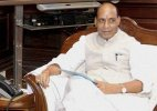 Rajnath Singh Calls up Manipur CM, Takes Stock of Situation