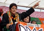 Delhi Polls: Kiran Bedi to bring home guards, set up CCTVs in Delhi