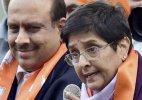 Delhi Polls: Kiran's 'blueprint'- to deploy students police, civil defence personnel