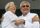 Lalu Prasad to accept Nitish as CM candidate in upcoming Assembly elections&#63
