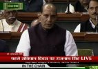 Rajnath Singh apparent jibe at Aamir Khan in Lok Sabha
