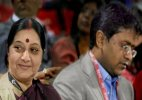 Lalit Modi offered directorship to Swaraj's husband, withdrew it later: Indofil