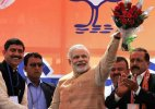 'Modi, a man mesmerised by own persona'