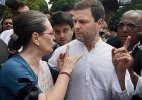 Rahul Gandhi on land bill: Government ran off after 'threatening and shouting'