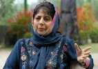 J&K BJP legislature party meeting today, to decide on support to Mehbooba Mufti