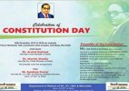 Socialist secular delhi aap Constitution Day ad probe