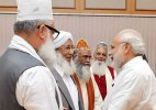 Sufi ideology integral to Indian ethos: PM Modi