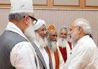 Sufi ideology integral to Indian ethos: PM Modi