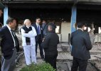 PM reviews security at Pathankot IAF base after terror attack