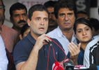 FTII row: Govt blames Rahul Gandhi for politicising protests
