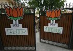 Discrepancies emerge in BJP's donation list with separate transactions having same cheque number