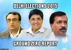 Delhi Elections 2015: Voters divided between 'haves' and 'have-nots'
