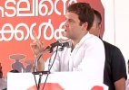 Rahul Gandhi vows to fight for fishermen's rights over trawler ban