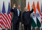Obama-Modi hold talks on civil nuke deal and a range of issues