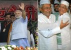 Bihar polls overview: Can Narendra Modi pull it off against 'grand alliance' of Lalu-Nitish&#63